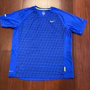Nike Livestrong Dri-fit shirt